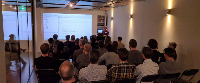Join us at a developers meetup on Wednesday, January 16th!